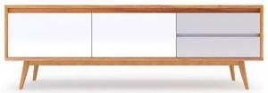 Mẫu kệ tivi gỗ MDF - VKT 4